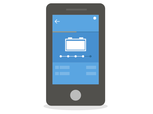 VIC pdp Blue Smart IP65 app2x preview