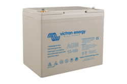 Victron Energy, artnr: BAT412110081, AGM Super Cycle batteri 12V/100Ah