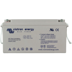 Victron Energy, artnr: BAT412151104, GEL-batteri 12V/165 Ah