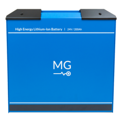 MG Energy Systems, artnr: MGHE240200, MG HE Battery 25,2V/200Ah/5000Wh