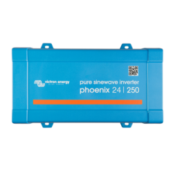 Victron Energy, artnr: PIN242510200, Phoenix Inverter 24/250, 230V, VE.Direct