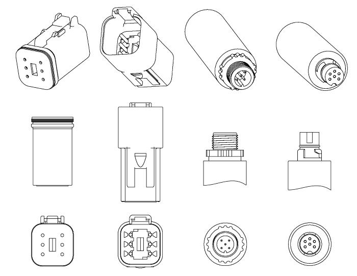 ydeg connectors